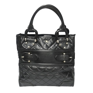 Burberry  Prorsum Manor Style Handbag