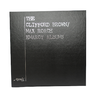 The Clifford Brown/Max Roach Emarcy Albums Limited LP Set