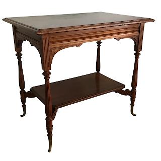 Eastlake Tiered Hall Table