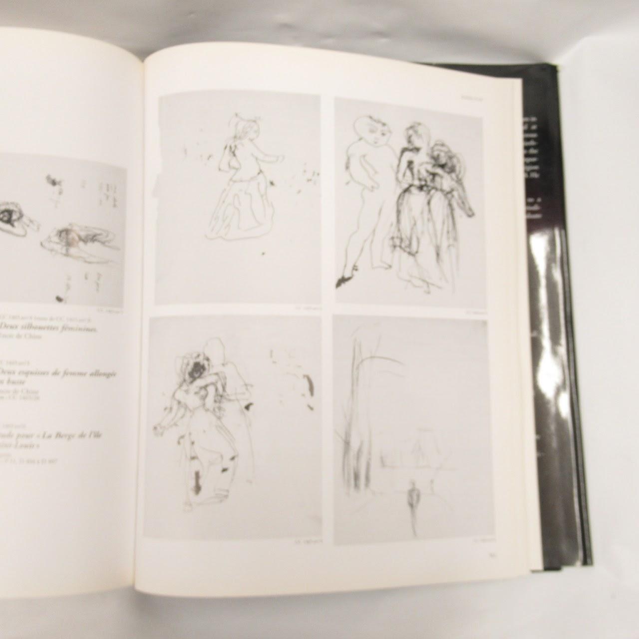 Balthus RARE 'Catalogue: Raisonné of the Complete Works' Book