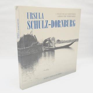 Ursula Schulz-Dornburg RARE 'Across the Territories' Photography Book