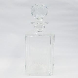 Thomas Webb Crystal Decanter